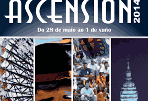 Fragmento del cartel Fiestas de la Ascensión 2014