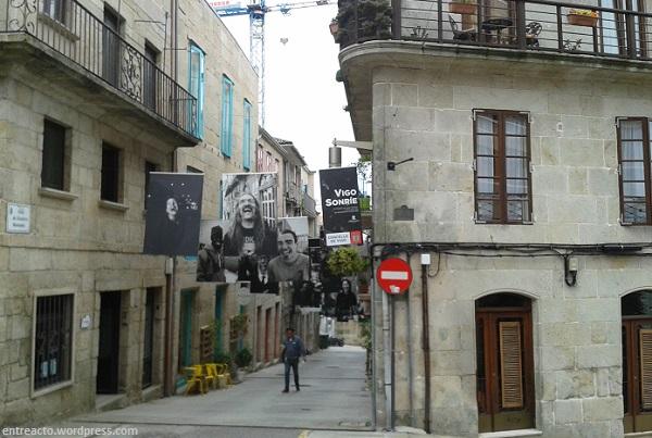 Rúa de Abeleira Menéndez. Vigo